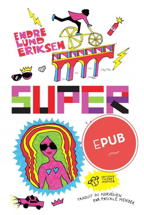 Super de Endre Lund Eriksen lectures d'avril 2015