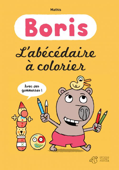 Editions thierry magnier - Abecedaire a colorier ...