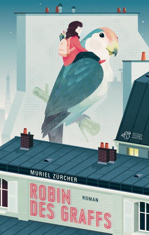 """Résultat de recherche d'images pour """"Robin des graffs Muriel ZURCHER Thierry Magnier"""""""